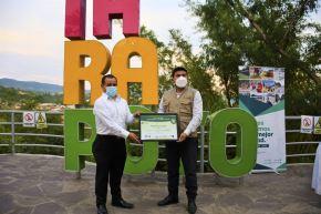 Alto Mayo-Tarapoto es uno de los nueve destinos turísticos del Perú considerados entre los 100 destinos más sostenibles del planeta por la organización internacional Green Destinations. Foto: ANDINA/Mincetur