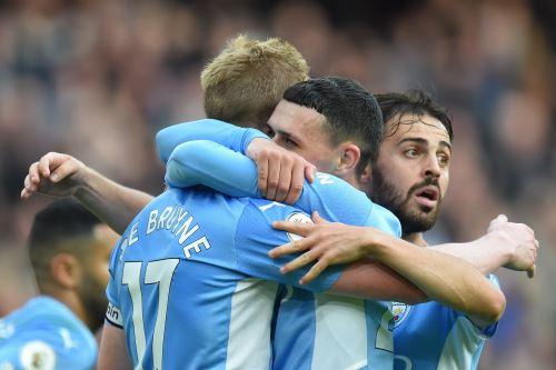 Premier League: Manchester City venció 2-0 al Burnley
