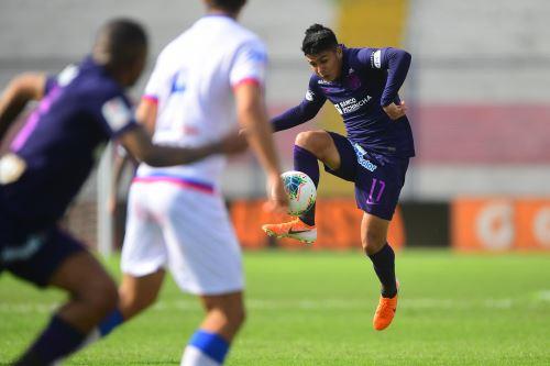 Alianza Lima y Carlos Manucci se enfrentan por la Liga 1