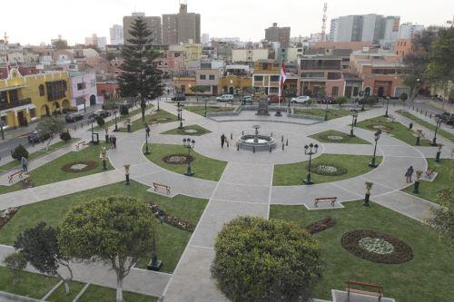 """Después de más de 50 años se restauró histórica """"Plaza de Los Libertadores"""""""