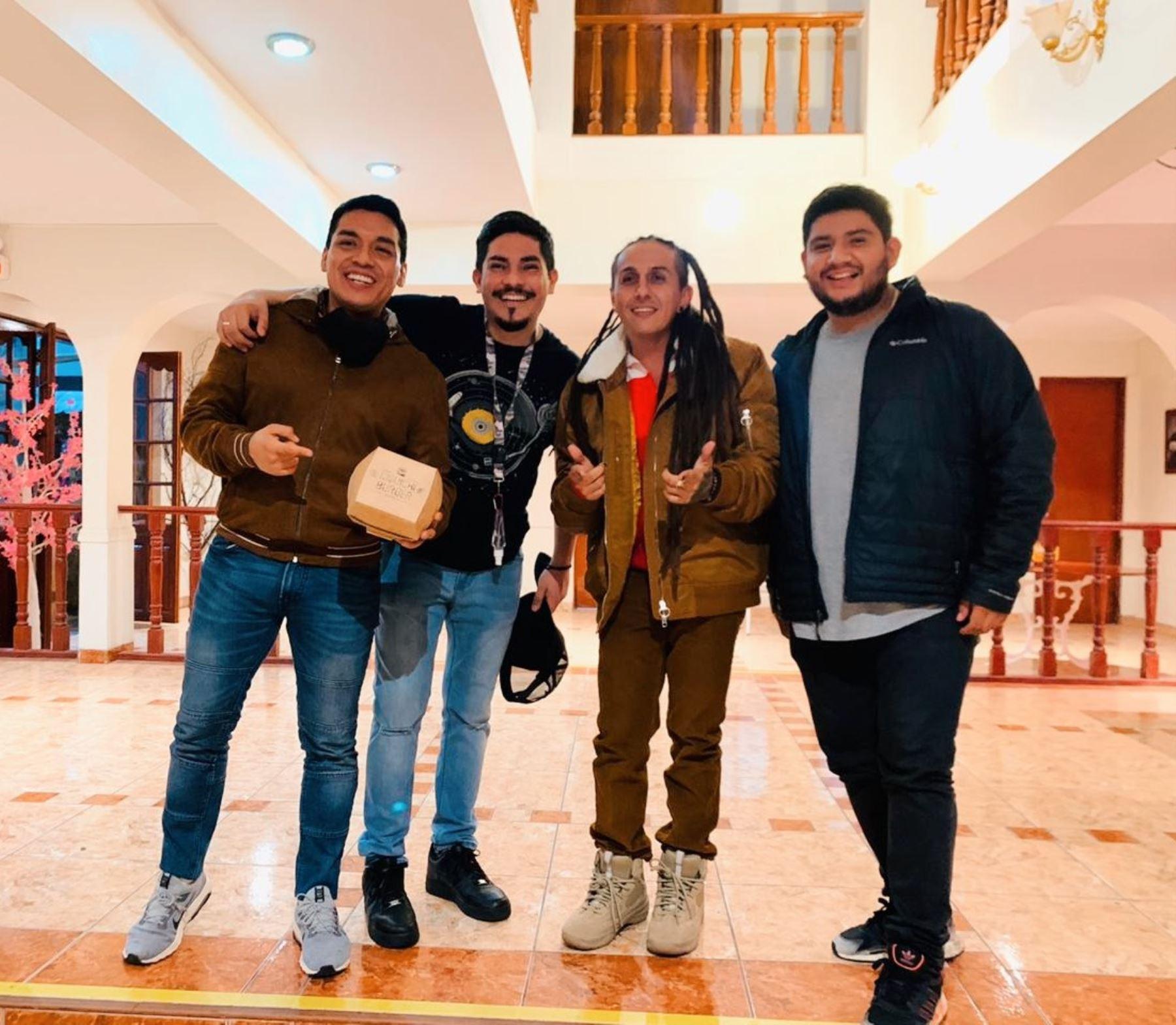 Hermanos Yaipén y Erick Elera se unen a Patrick Romantik con nuevo tema.
