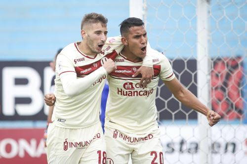 Liga1: Universitario venció 2-1 a Binacional con goles de Valera y Quina