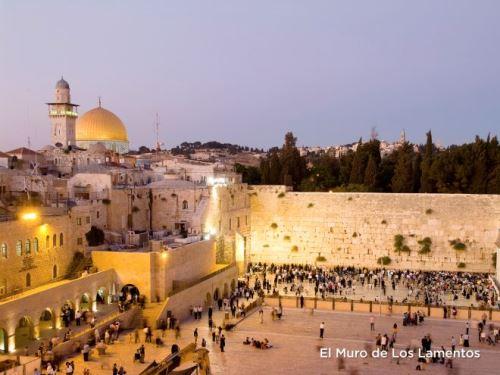 El muro de los Lamentos:  Foto:Noam Chem para el Ministerio de Turismo de Israel.