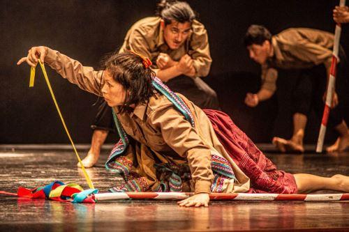 """Ensad presenta """"Tercer encuentro teórico teatral internacional Ettien 2021""""."""