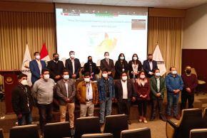"""Instalación de la """"Mesa Técnica para el Desarrollo de la provincia de Chumbivilcas del departamento de Cusco"""". Foto: Cortesía."""