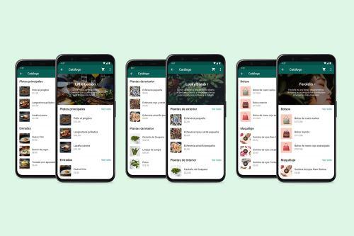 WhatsApp brindó también consejos para que los emprendedores puedan potenciar sus ventas a través de la plataforma de mensajería. Foto: WhatsApp