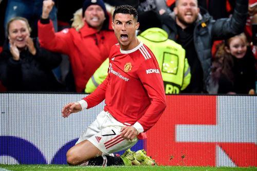 Cristiano Ronaldo regresó al Manchester United esta temporada, tras jugar en la Juventus. Foto: Efe.