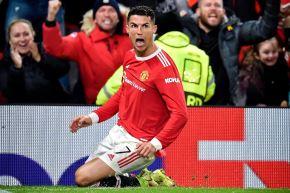 Cristiano Ronaldo regresó al Manchester United esta temporada, tras jugar en la Juventus. Foto: EFE