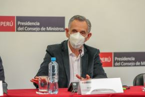 Photo: ANDINA/Presidency of the Council of Ministers of Peru