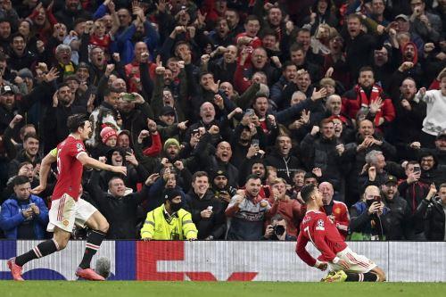 Manchester United ganó 3-2 al Atalanta por la Champions League