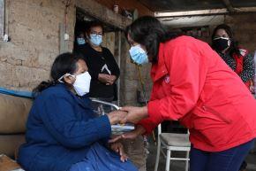 La ministra Dina Boluarte (Midis) destacó el papel de los programas sociales para mejorar la calidad de vida de la población vulnerable. Foto: ANDINA/Difusión