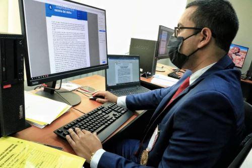 Oficina de las Naciones Unidas Contra la Droga y el Delito provee de equipos tecnológicos al primer laboratorio de cibercriminalidad en el Perú