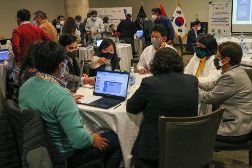 """El  """"Proyecto para Fortalecer la Innovación y Emprendimiento Basado en TIC"""" permitirá marcar los planes de acción para el 2022. Foto: KOICA"""