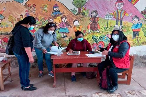 Qali Warma atiende a más de 4,000 instituciones educativas en la región Cusco. Foto: ANDINA/Qali Warma.