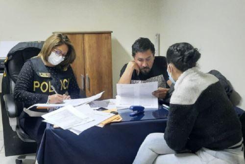 Policía Nacional y Fiscalía detienen a gobernador Elmer Cáceres por integrar presunta organización criminal