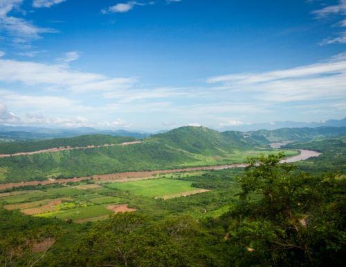 Con ayuda del satélite autoridades regionales de Ucayali supervisan la lucha contra la deforestación de bosques en esa región, informó el Serfor. ANDINA/Difusión