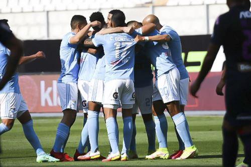 Sporting Cristal derrotó 3-1 a Alianza Lima por la Liga 1