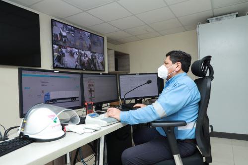 Automatización de la planta de despacho de Petroperú en Conchán. Foto: Cortesía.