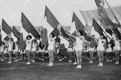 Archivo histórico: Estadio Nacional cumple 69 años desde su inauguración