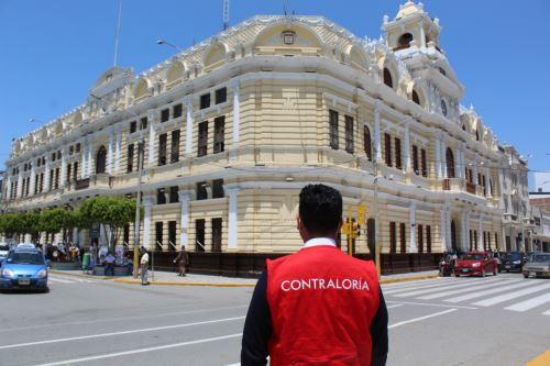 Contraloría analizó información sobre la ejecución presupuestal en la municipalidad provincial de Chiclayo.