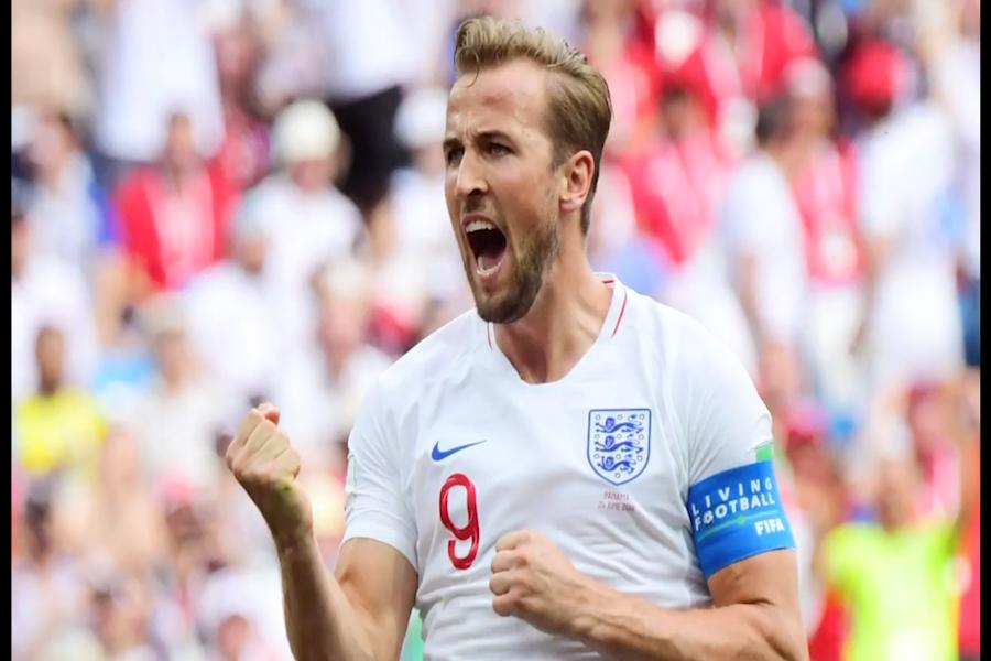 Inglaterra goleó 6-1 a Panamá y se clasificó a los octavos de final