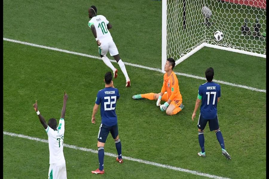 Rusia 2018: Japón y Senegal empatan 2-2 y lideran el Grupo H