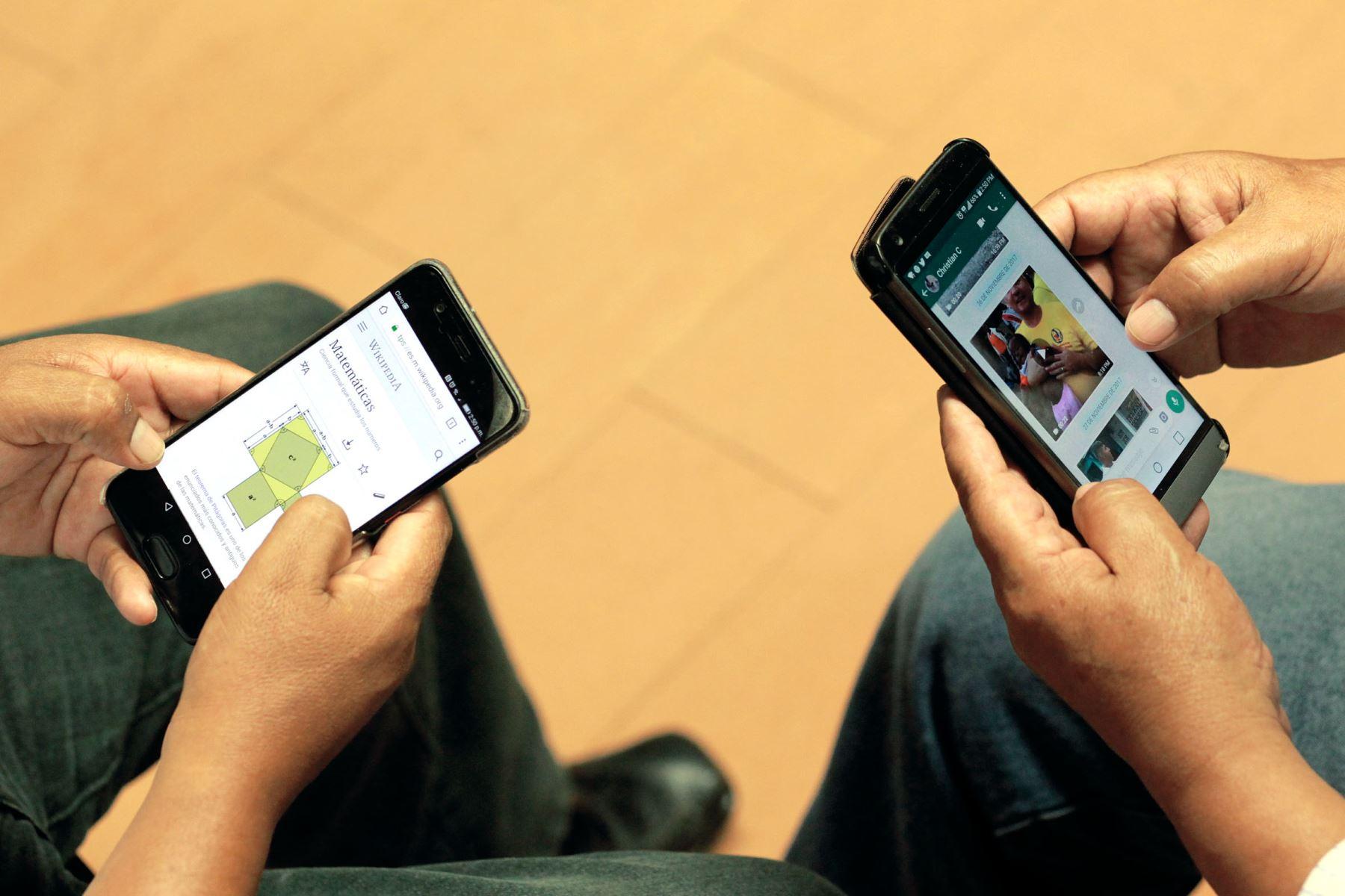 Estudio analiza tendencias de uso de smartphones