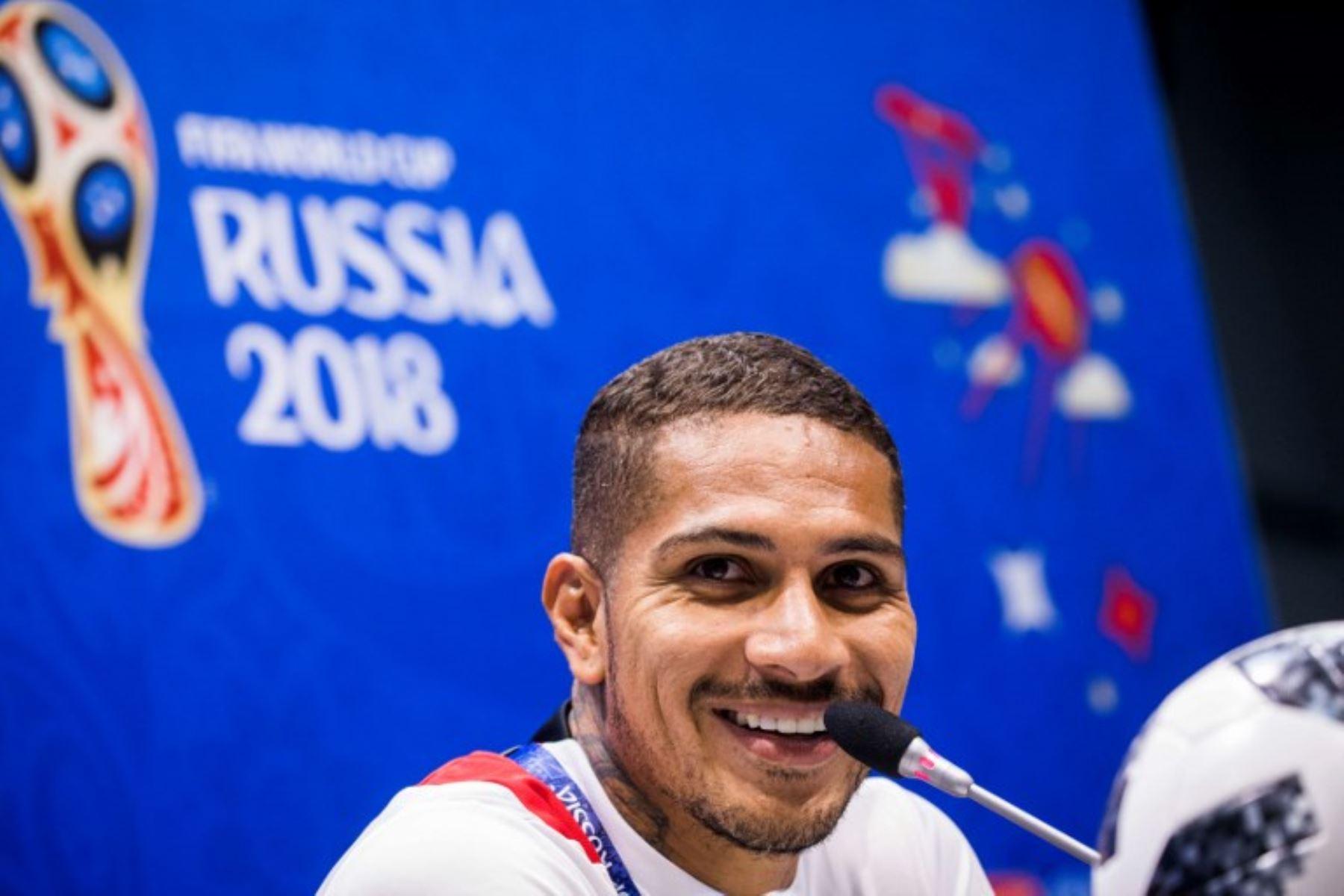 Guerrero: yo puedo seguir jugando, no creo que sea mi último mundial
