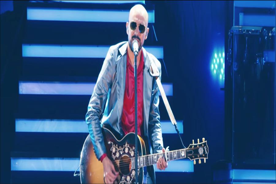 Abel Pintos: la música nos une y hace bien