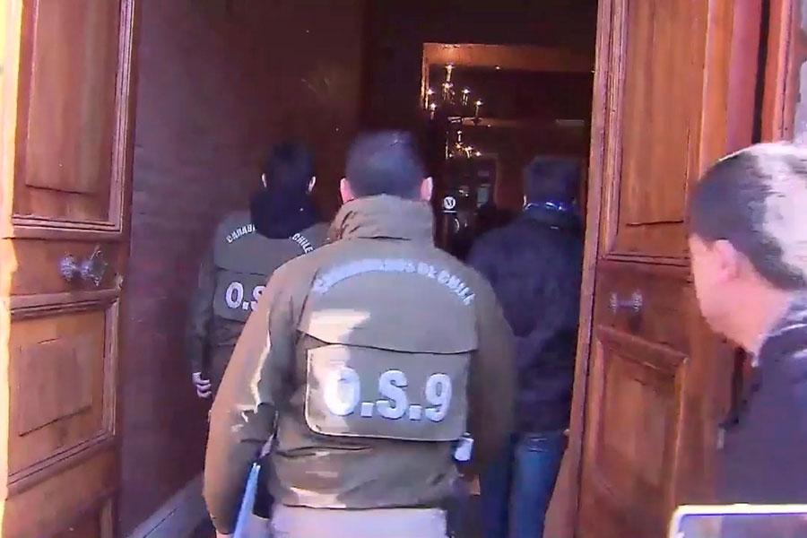 Reconocido cura chileno arrestado por abuso sexual de menores