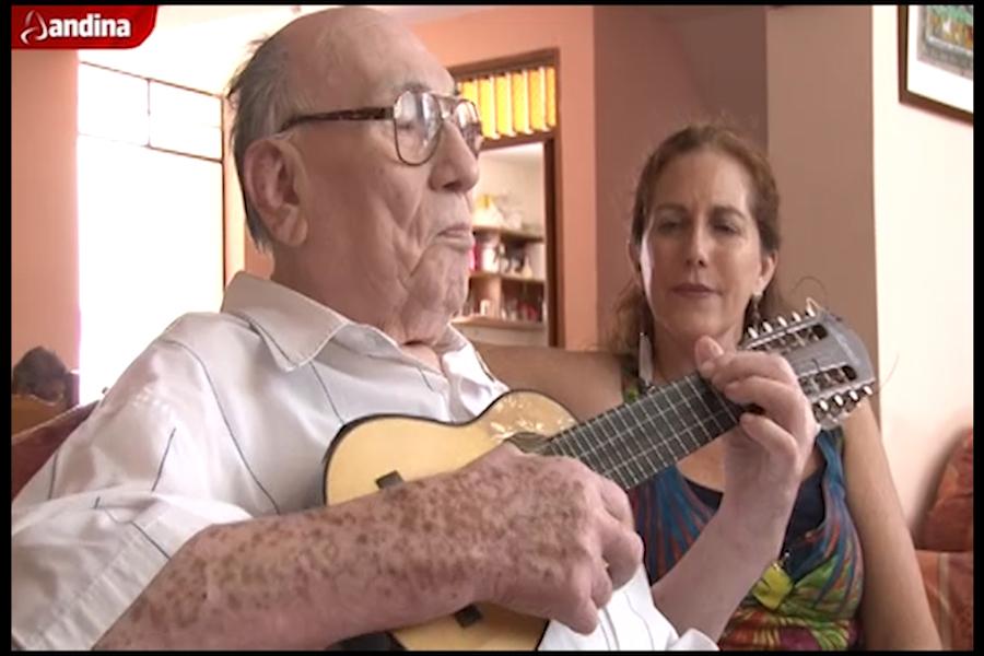 Jaime Guardia lamentó que se distorsione la música andina