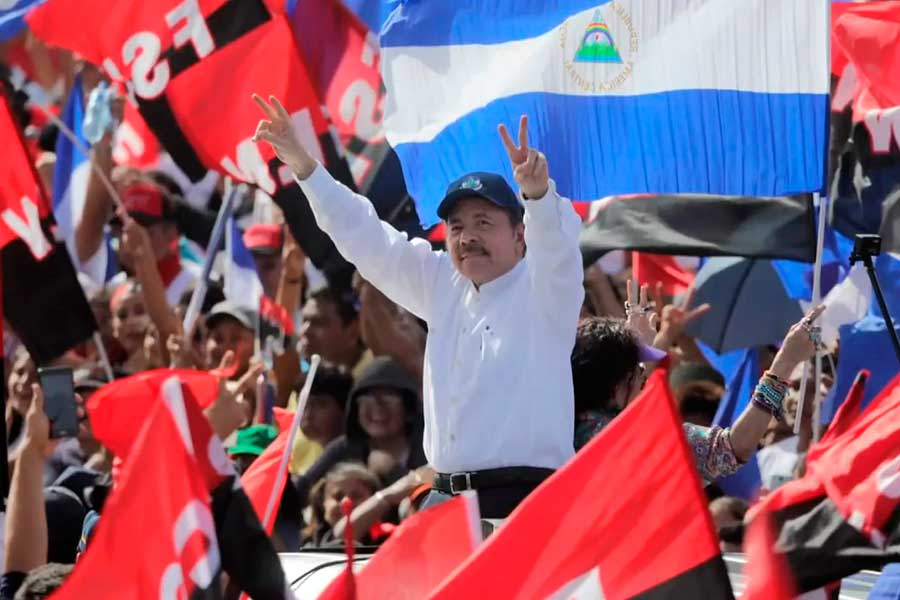 "Presidente de Nicaragua acusa a obispos de ""golpistas"""