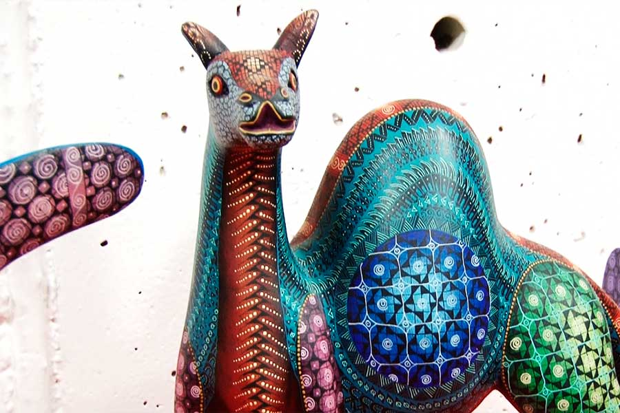 Ruraq Maki exhibe piezas únicas de artesanía