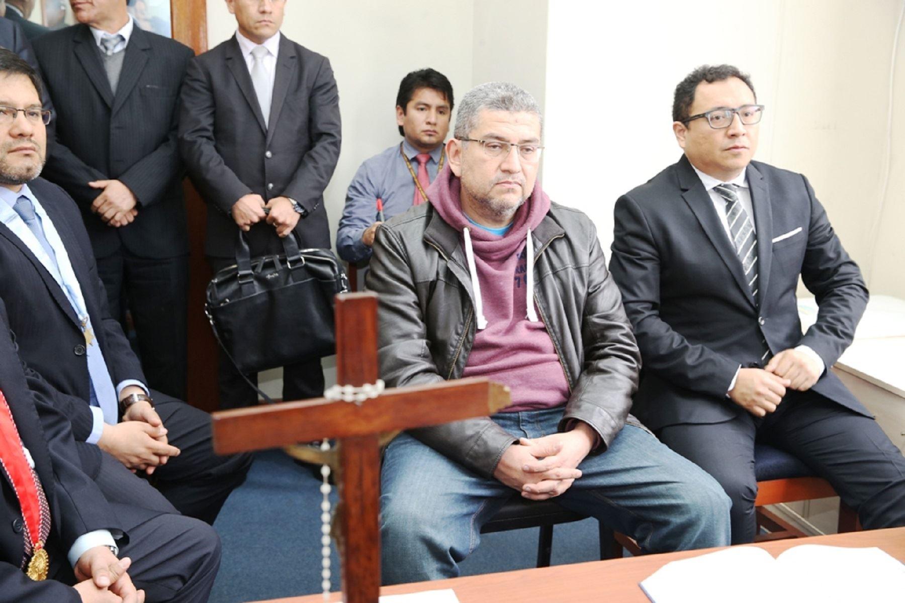 Dictan prisión preventiva por 18 meses a Walter Ríos