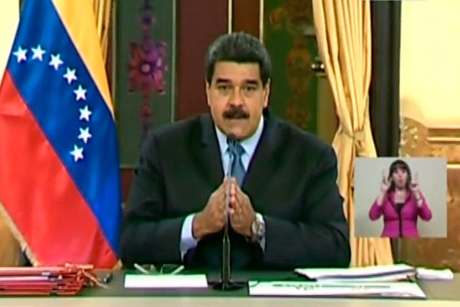 Maduro anunció que multiplicará por 34 el salario mínimo en Venezuela