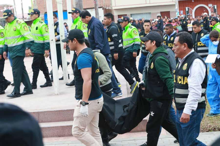 Cerro Azul: PNP recuperó presunto cadáver de niña Xohana