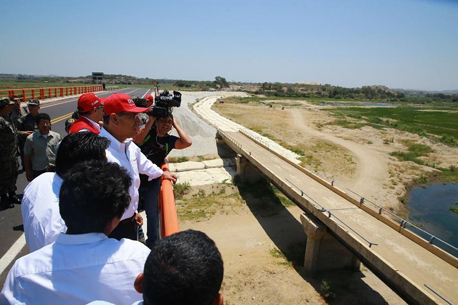 Presidente Vizcarra desde Piura: Seguimos trabajando y generando progreso