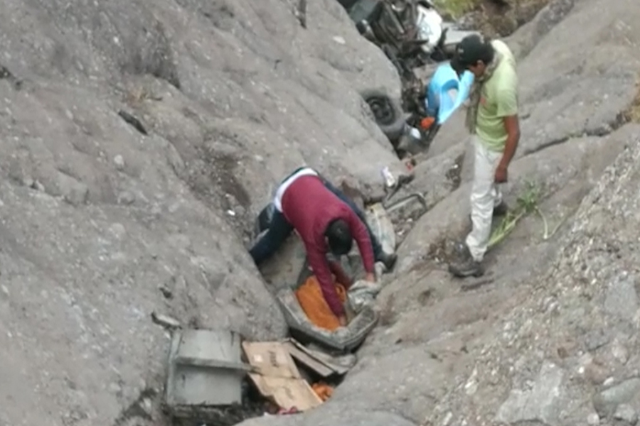 Accidente en Cusco: Rescatan 18 cuerpos