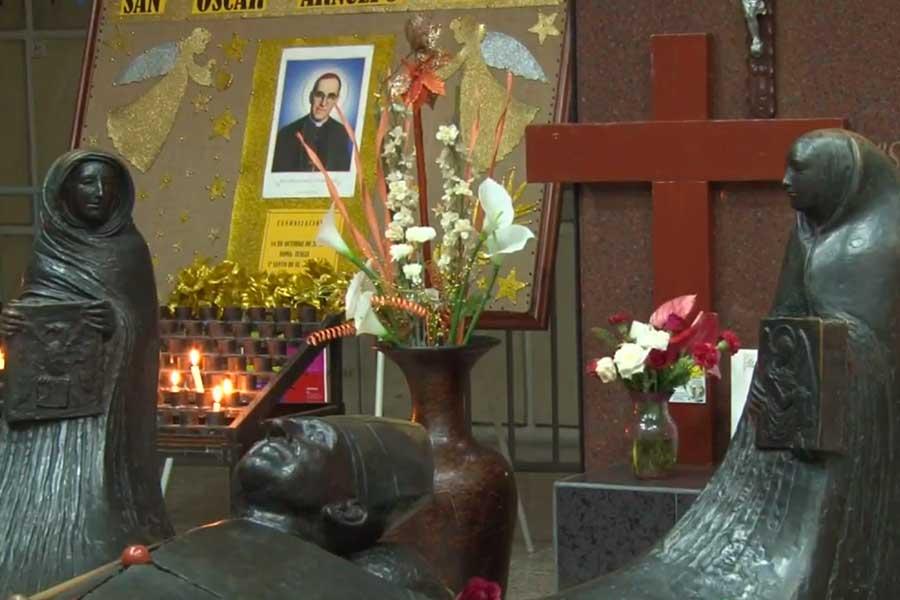 El Salvador se prepara para la canonización del arzobispo Romero