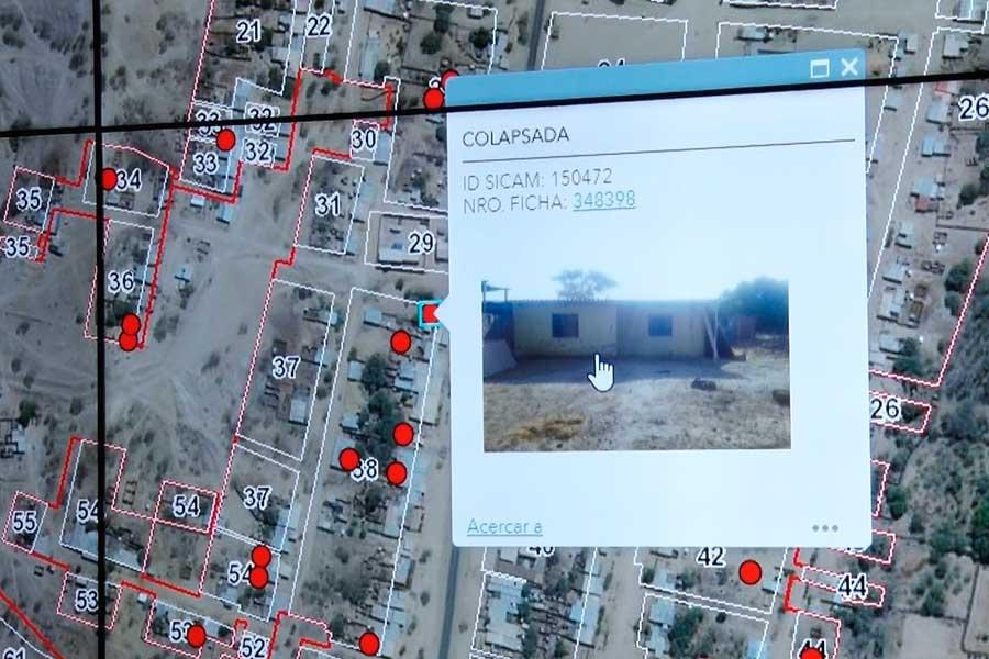 Geo Llaqta: plataforma que registra inmuebles y bienes de todo el país