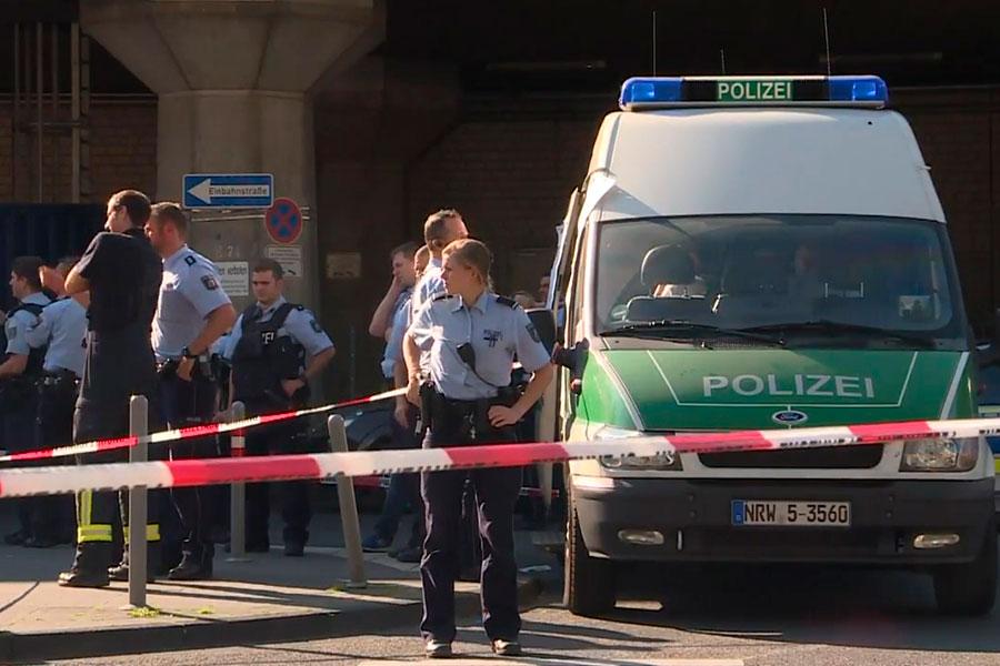 Policía alemana investiga toma de rehenes en Alemania
