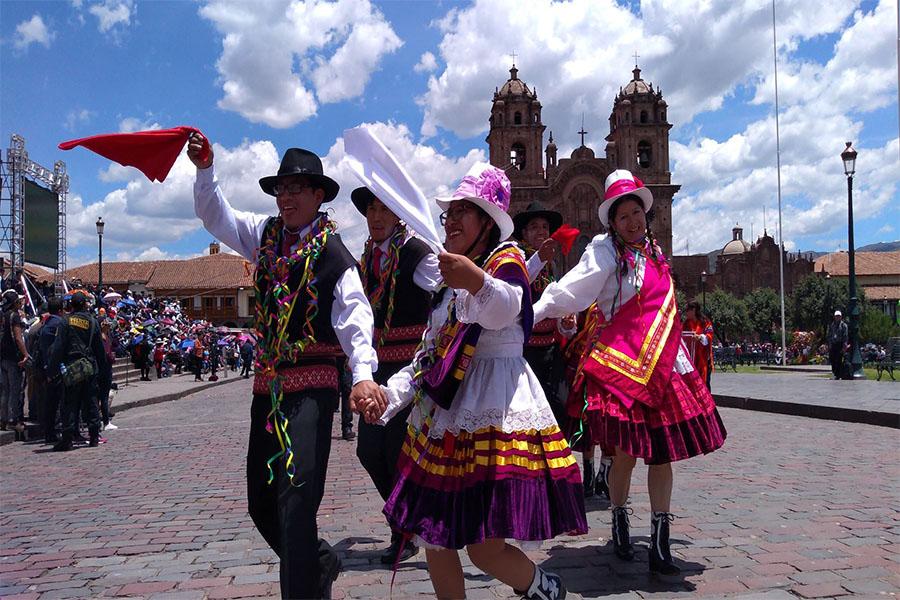 Cusco celebró lanzamiento de la Agenda del Bicentenario