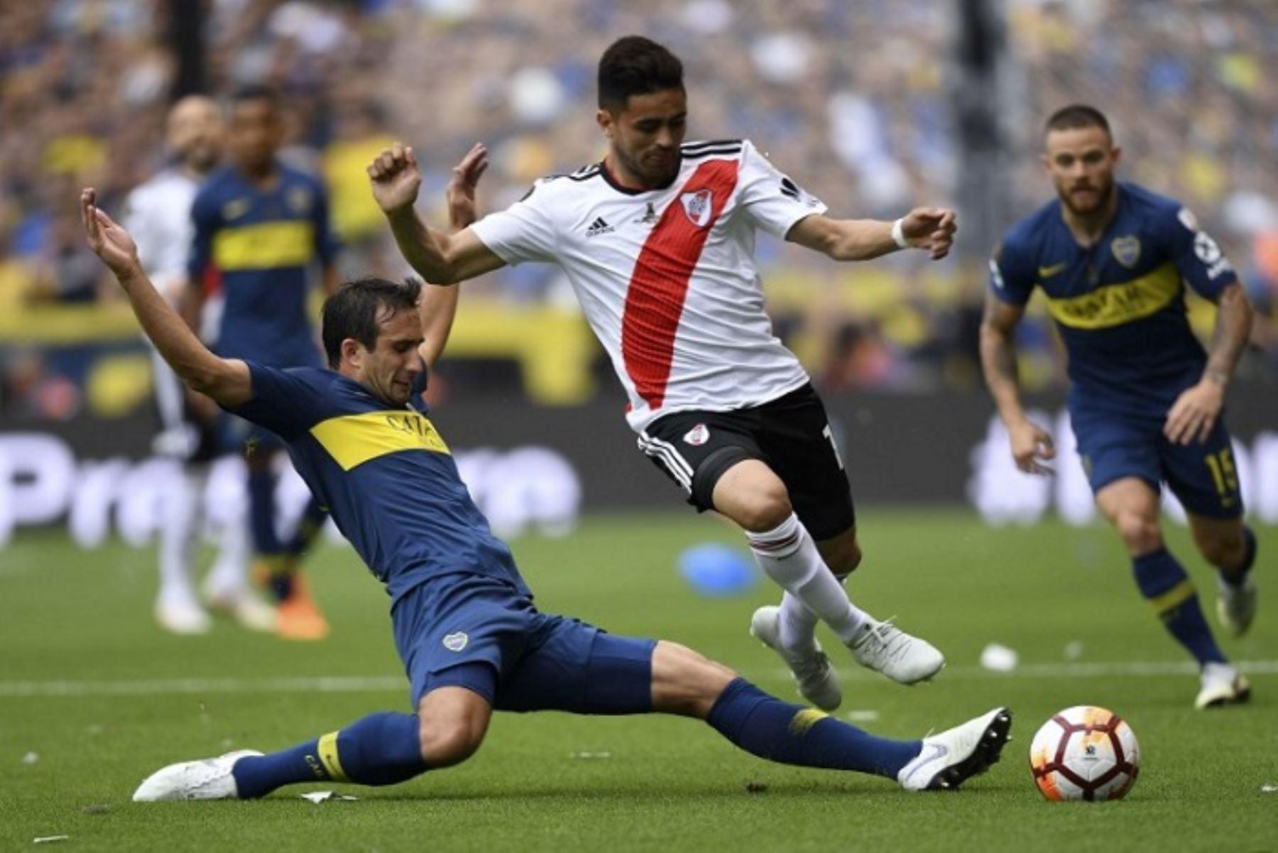 Copa Libertadores: Boca Juniors y River Plate empataron 2-2
