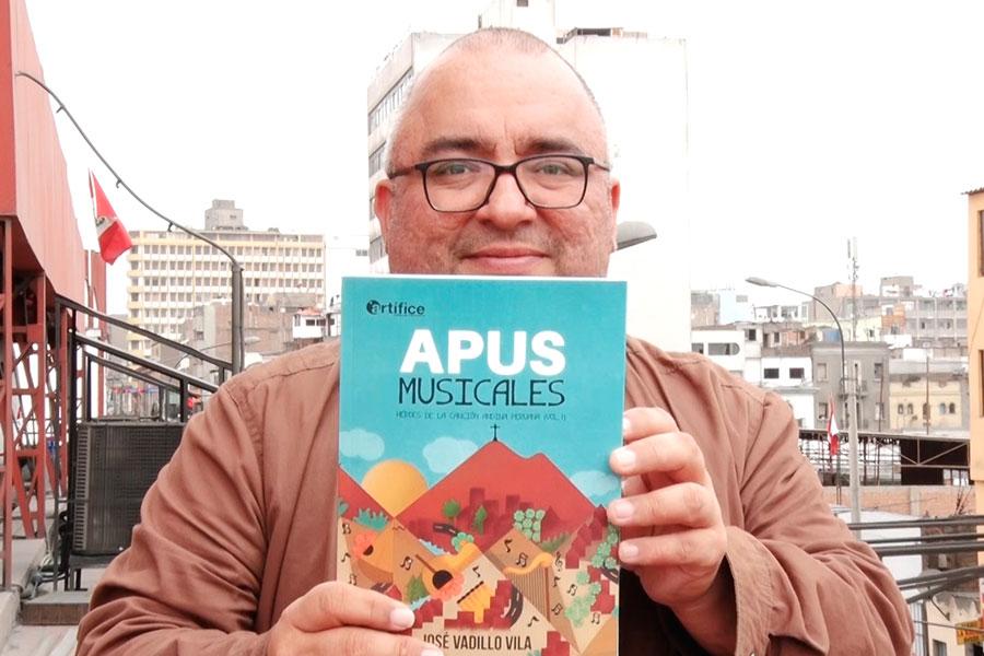 Apus musicales, un reflejo de los artistas de la música andina
