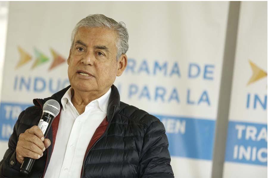 Referéndum 2018: declaraciones de César Villanueva tras emitir su voto