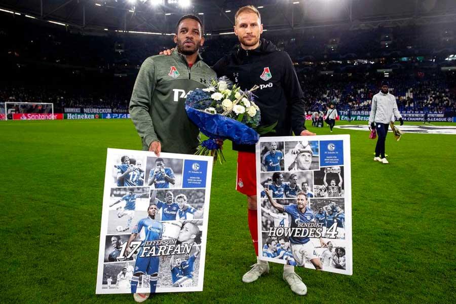 Jefferson Farfán fue reconocido en Alemania por su paso por el Schalke 04