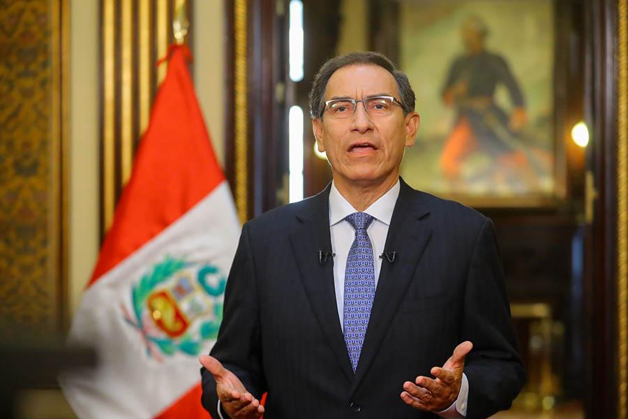 Gobierno remitirá al Congreso proyecto de ley para reforma judicial
