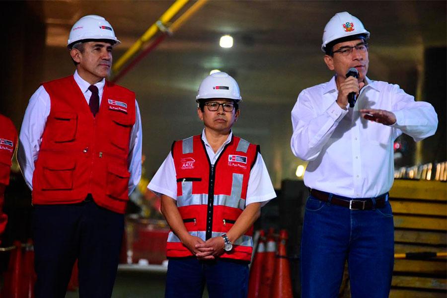 Vizcarra: Ejecutivo está listo para entregar proyecto sobre Junta Nacional de Justicia