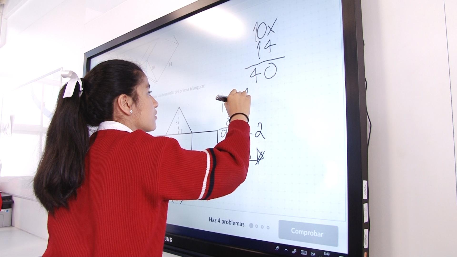 Conoce la herramienta digital que enseña matemática de forma divertida