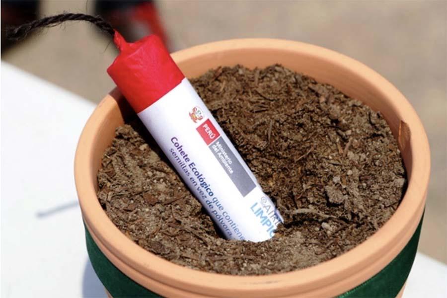 Así son los cohetes ecológicos que no contaminan